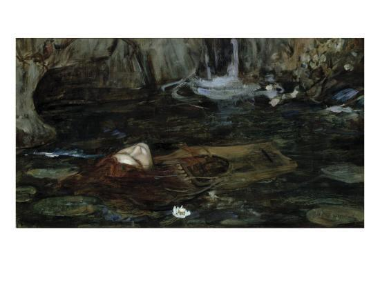 john-william-waterhouse-study-for-the-nymphs-finding-the-head-of-orpheus