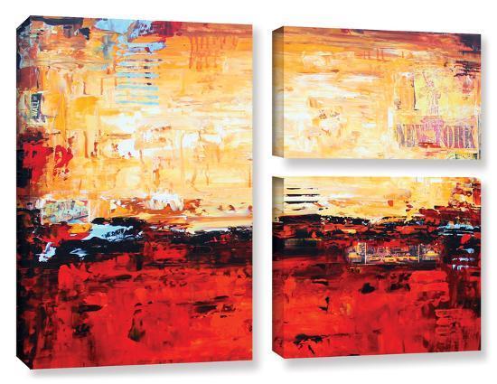 jolina-anthony-jolina-anthony-s-sunset-3-piece-gallery-wrapped-canvas-flag-set