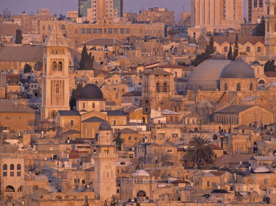 jon-arnold-old-city-of-jerusalem-israel
