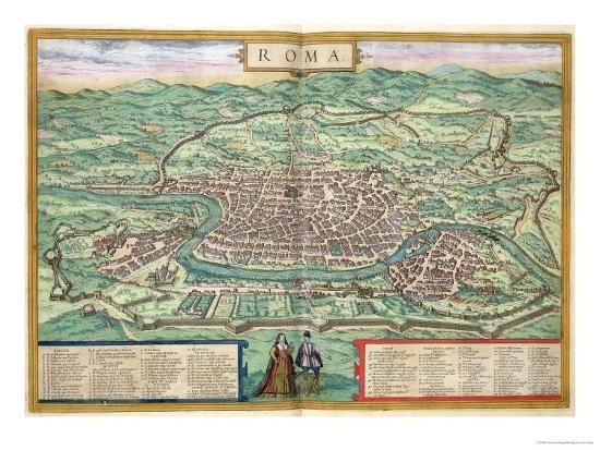 joris-hoefnagel-map-of-rome-from-civitates-orbis-terrarum-by-georg-braun-and-frans-hogenberg-circa-1572