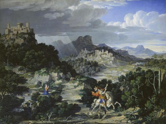 joseph-anton-koch-landscape-with-st-george-1807