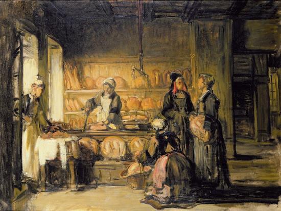 joseph-bail-interior-of-a-breton-boulangerie-c-1906