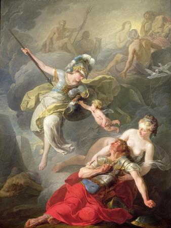 joseph-benoit-suvee-battle-between-minerva-and-mars-1771