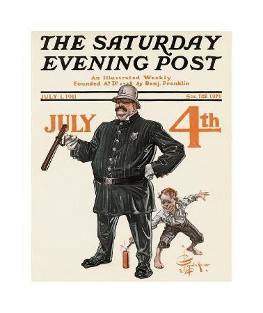 joseph-christian-leyendecker-fourth-of-july-c-1911