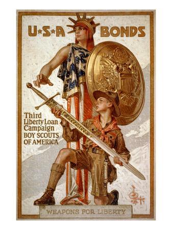 joseph-christian-leyendecker-u-s-a-bonds-third-liberty-loan-campaign-boy-scouts-of-america-weapons-for-liberty