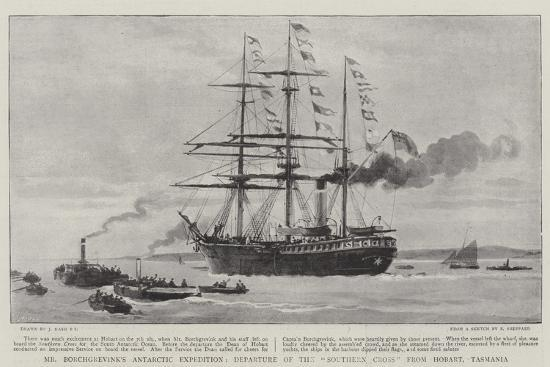 joseph-nash-mr-borchgrevink-s-antarctic-expedition-departure-of-the-southern-cross-from-hobart-tasmania
