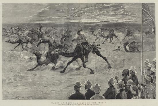joseph-nash-races-at-dongola-before-the-mudir