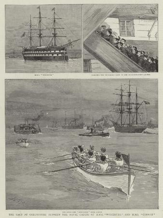 joseph-nash-the-race-at-greenhithe-between-the-naval-cadets-of-hms-worcester-and-hms-conway