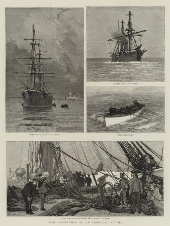 joseph-nash-war-manoeuvres-of-an-ironclad-at-sea