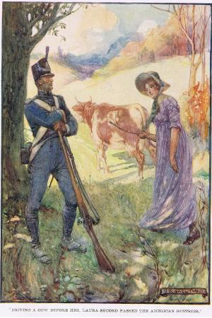 joseph-ratcliffe-skelton-driving-a-cow-before-her-laura-secord-passed-the-american-sentries