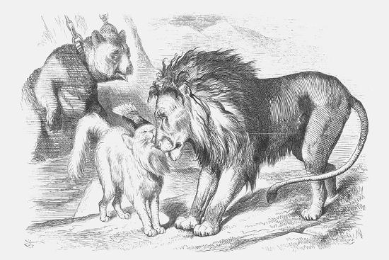 joseph-swain-feline-friends-or-the-british-lion-and-the-persian-chat-1873