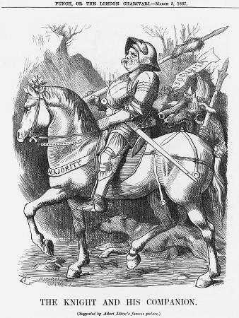 joseph-swain-the-knight-and-his-companion-1887