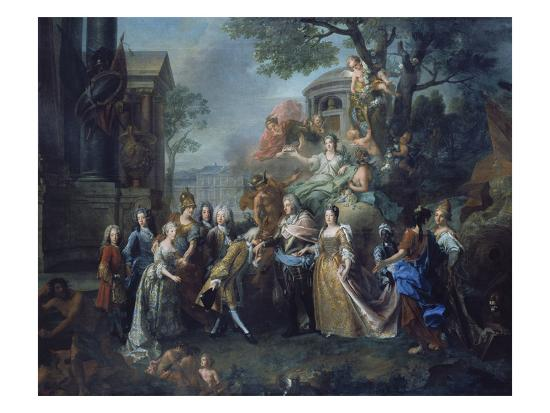 joseph-vivien-allegory-of-the-reunion-of-elector-max-emanuel-with-his-family-1715