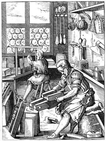 jost-amman-bookbinder-16th-century