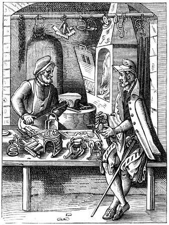 jost-amman-spur-maker-16th-century