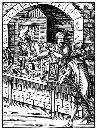 jost-amman-the-clockmaker-16th-century