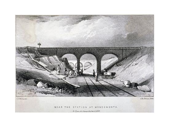 jr-jobbins-railway-line-near-wandsworth-station-london-1838
