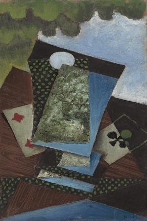juan-gris-ace-of-clubs-and-four-of-diamonds-1912