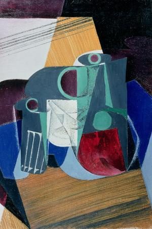 juan-gris-wine-jug-and-glass-1916