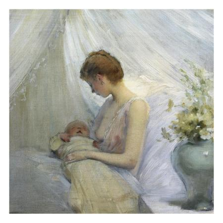 jules-jean-geoffroy-young-woman-and-baby