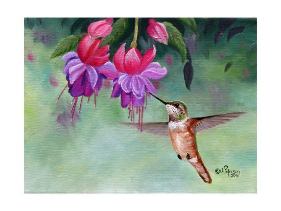 julie-peterson-hummer-and-pink-fuchsias