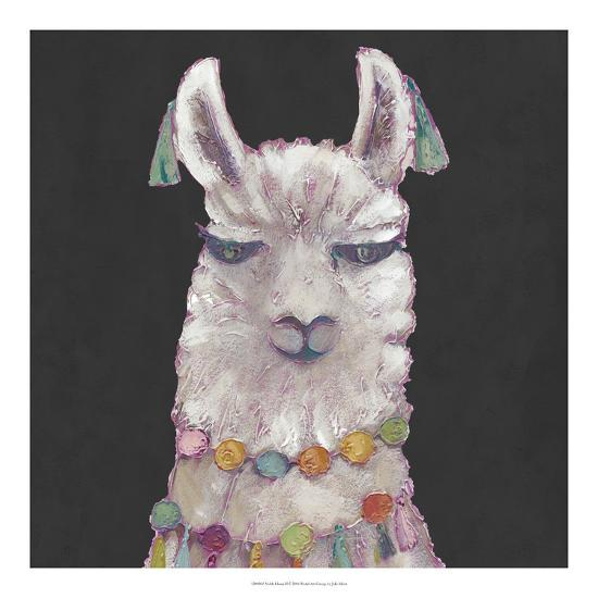 Noble llama ii giclee print by julie silver at art noble llama ii gumiabroncs Images
