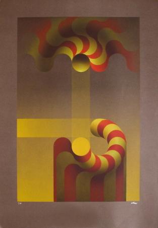 julio-le-parc-modulation-jaune
