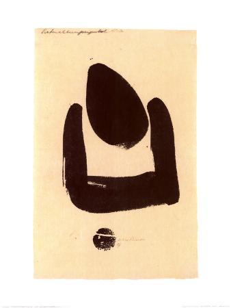 julius-bissier-37-pollination-symbol-i-cista-c-1937