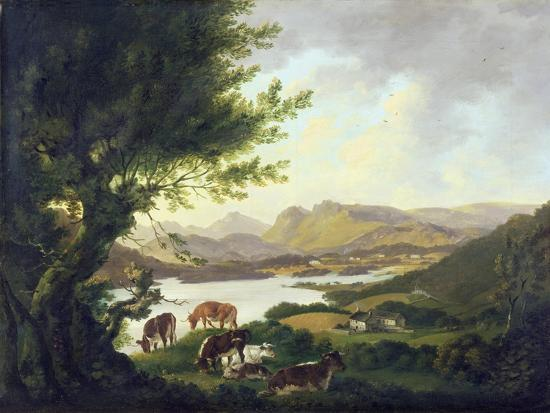 julius-caesar-ibbetson-lake-windemere