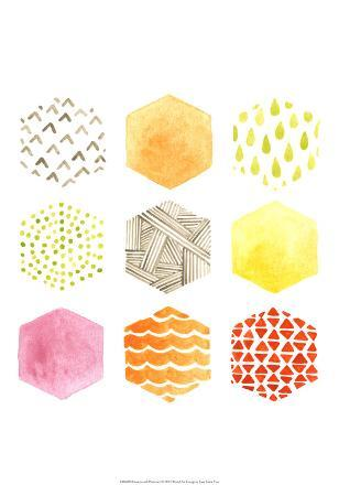 june-vess-honeycomb-patterns-i