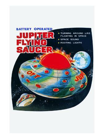 jupiter-flying-saucer