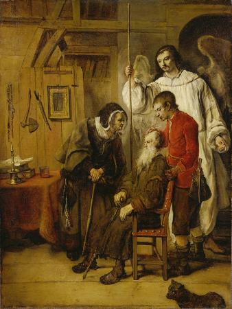 karel-van-der-pluym-tobias-curing-his-fathers-blindness
