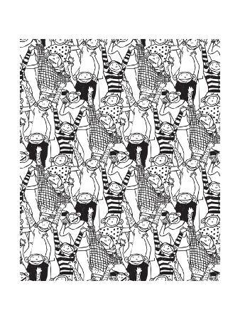 karrr-big-group-monkey-seamless-black-and-white-pattern