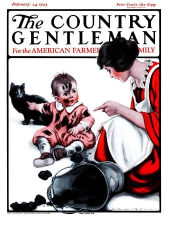 katherine-r-wireman-passing-the-blame-country-gentleman-cover-february-24-1923