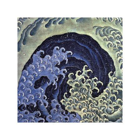 katsushika-hokusai-feminine-wave-detail