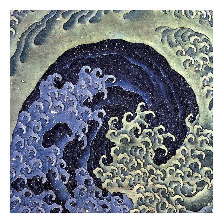 katsushika-hokusai-feminine-wave