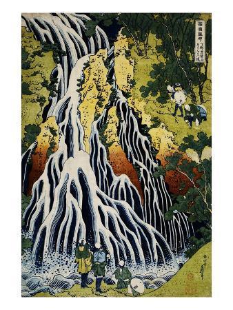 katsushika-hokusai-kirifuri-waterfall-mount-kurokami-shimotsuke-province-from-the-series-a-journey-to-the-waterfall