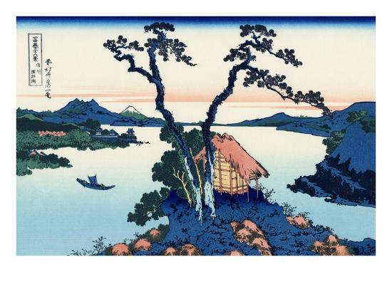 katsushika-hokusai-lake-suwa-in-the-shinano-province