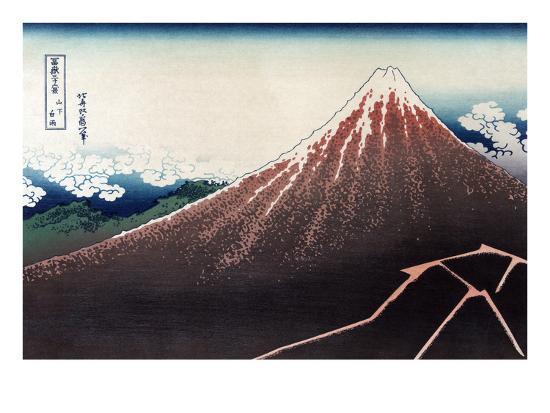 katsushika-hokusai-rainstorm-beneath-the-summit