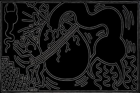 keith-haring-untitled-1988