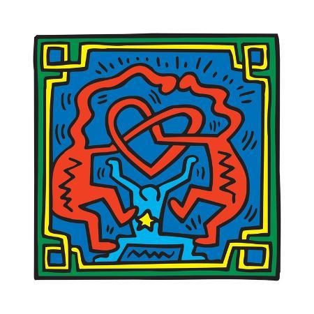 keith-haring-untitled-pop-art