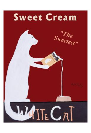 ken-bailey-white-cat-cream