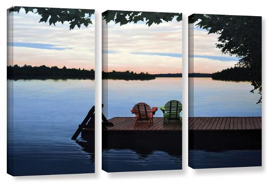 ken-kirsh-tranquility-3-piece-gallery-wrapped-canvas-set