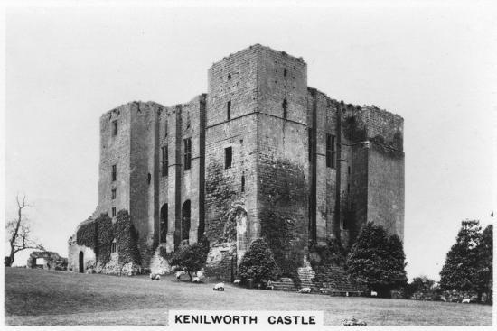 kenilworth-castle-warwickshire-1937