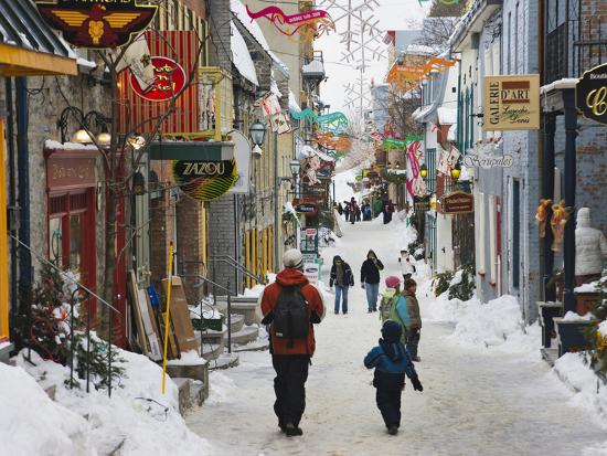 keren-su-old-houses-along-the-street-quebec-city-canada