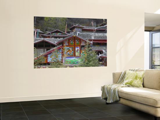 keren-su-tibetan-houses-decorated-with-murals-nine-village-valley