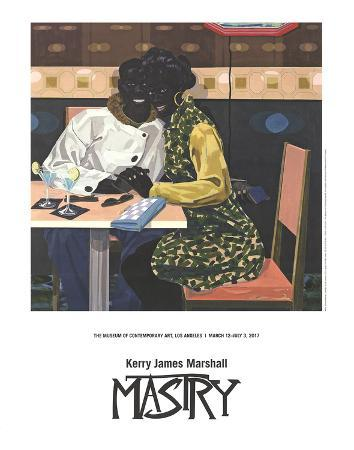 kerry-james-marshall-untitled-club-couple-2014