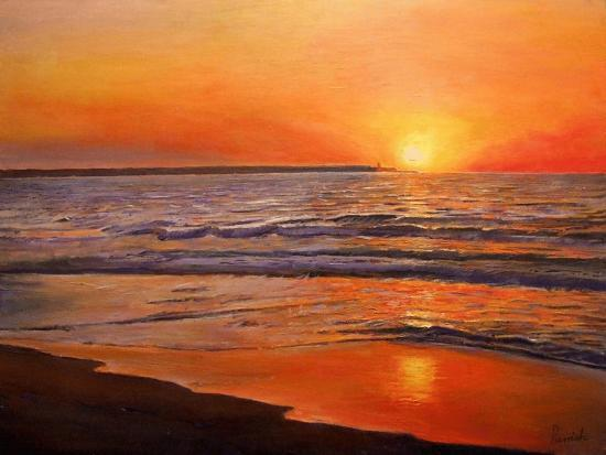 kevin-parrish-sunset-and-tranquility-2008
