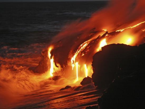 kilauea-lava-flow-sea-entry-big-island-hawaii