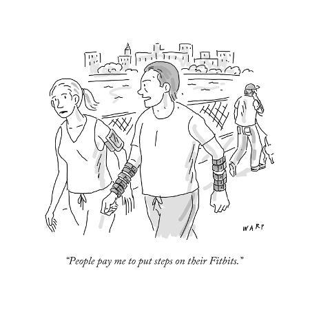 kim-warp-people-pay-me-to-put-steps-on-their-fitbits-cartoon